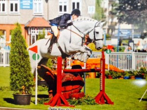 NIHB Young Performance Horse Championships Start List- Class 3: 6 & 7 Year Old Performance